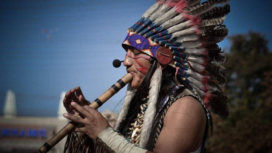 Индейская музыка