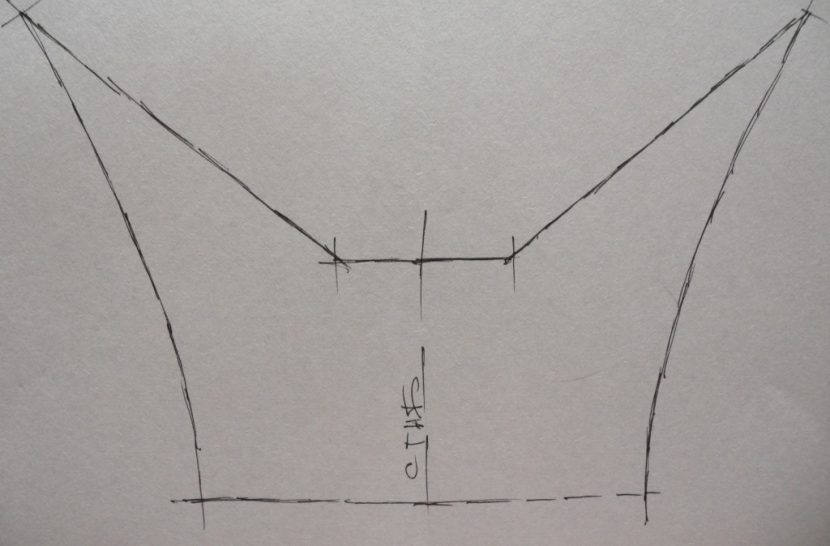 Выкройка сарафана бохо