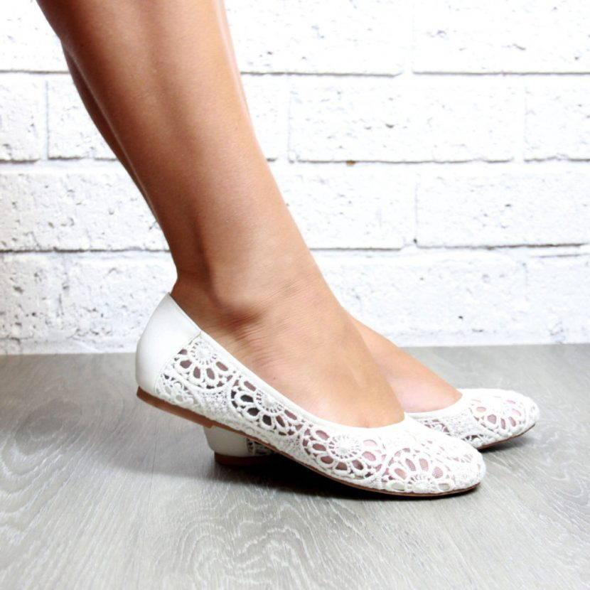 Обувь для свадьбы в стиле бохо