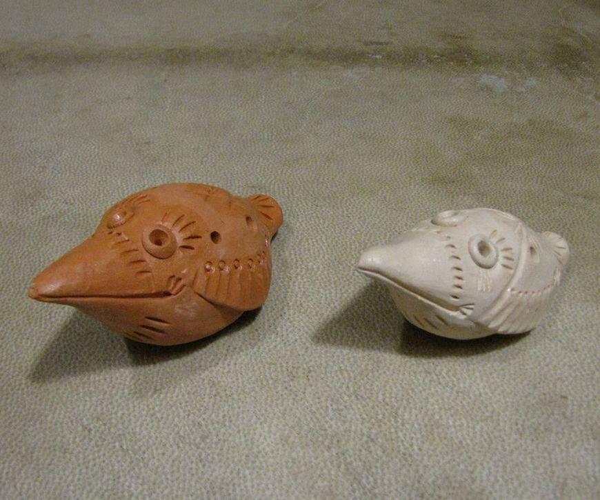 Керамические свистульки
