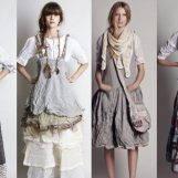 Создание нарядов в стиле бохо своими руками