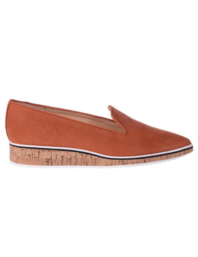 Туфли мокасины слиперы