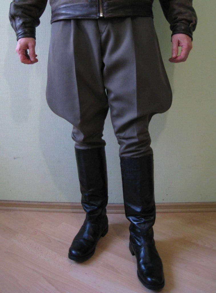 военные брюки галифе