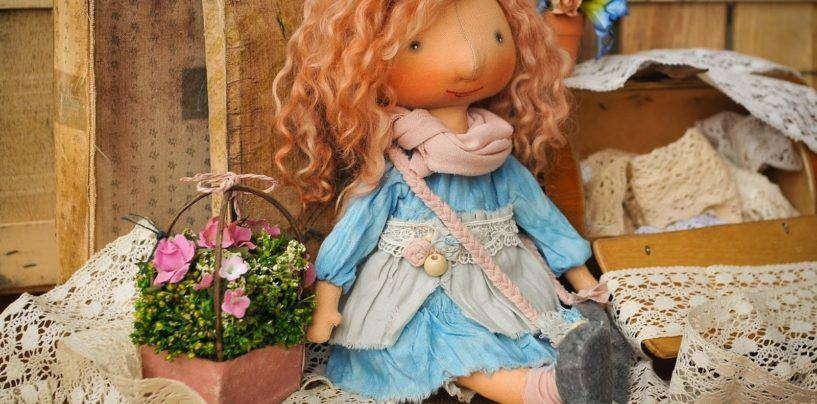 Душевные куклы с нарядами в стиле бохо: совмещение романтики и истории
