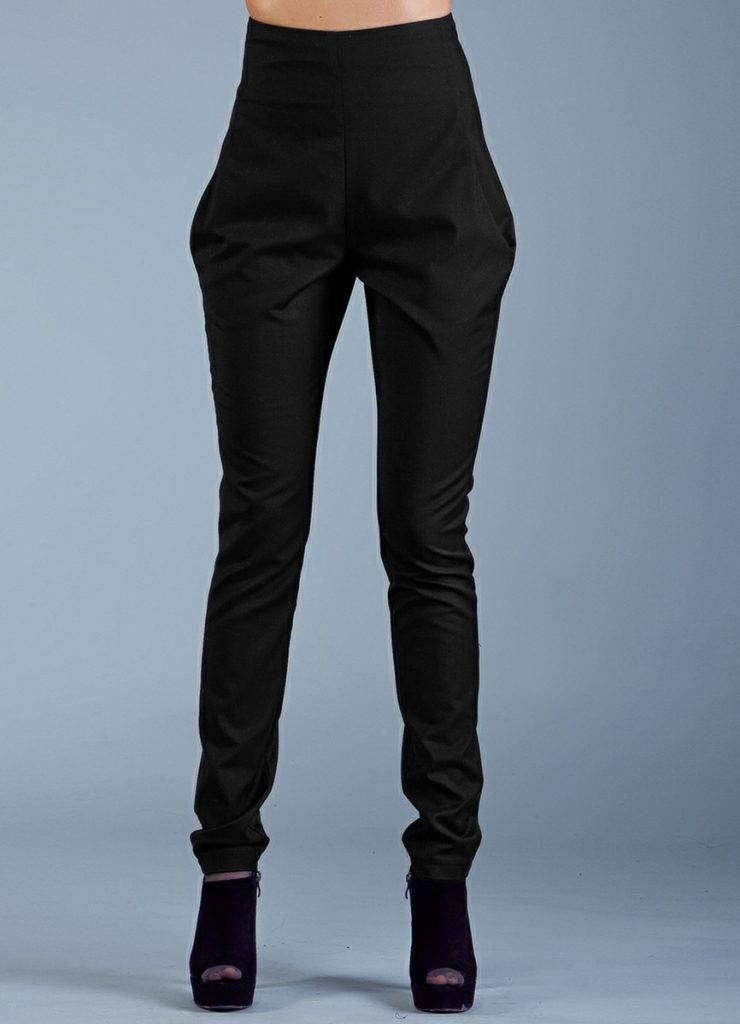 джинсы галифе