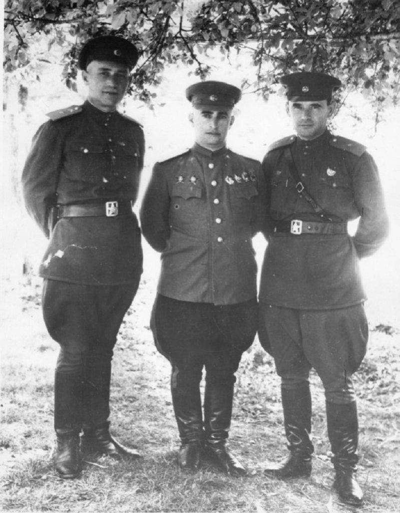 брюки галифе во Второй мировой войне