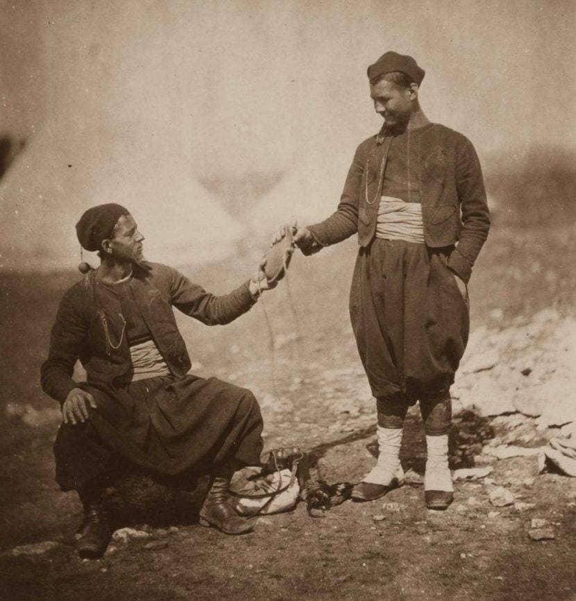 штаны афгани