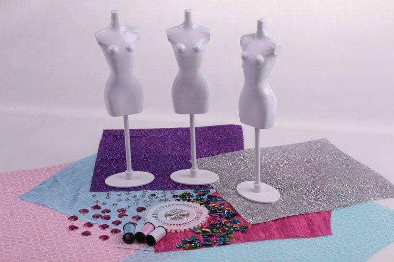 Набор для пошива кукол в стиле бохо