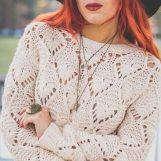 Делаем неординарную и стильную одежду в стиле бохо при помощи вязания