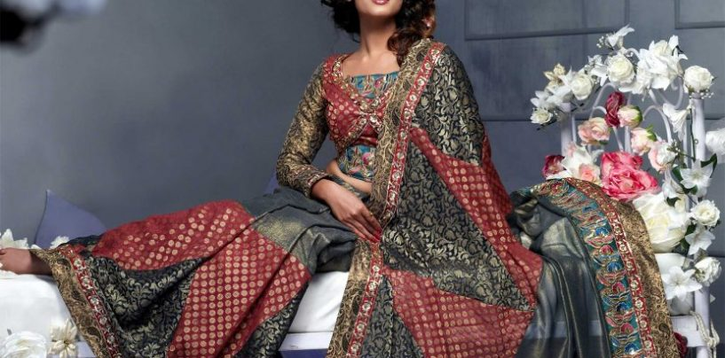 Советы по пошиву своими руками великолепного индийского сари
