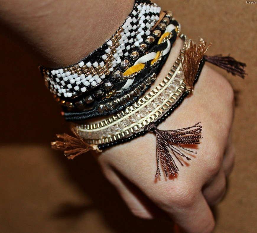 Эксклюзивные браслеты
