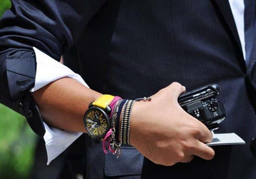 Мужской браслет