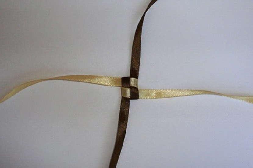 Стягиваем узел