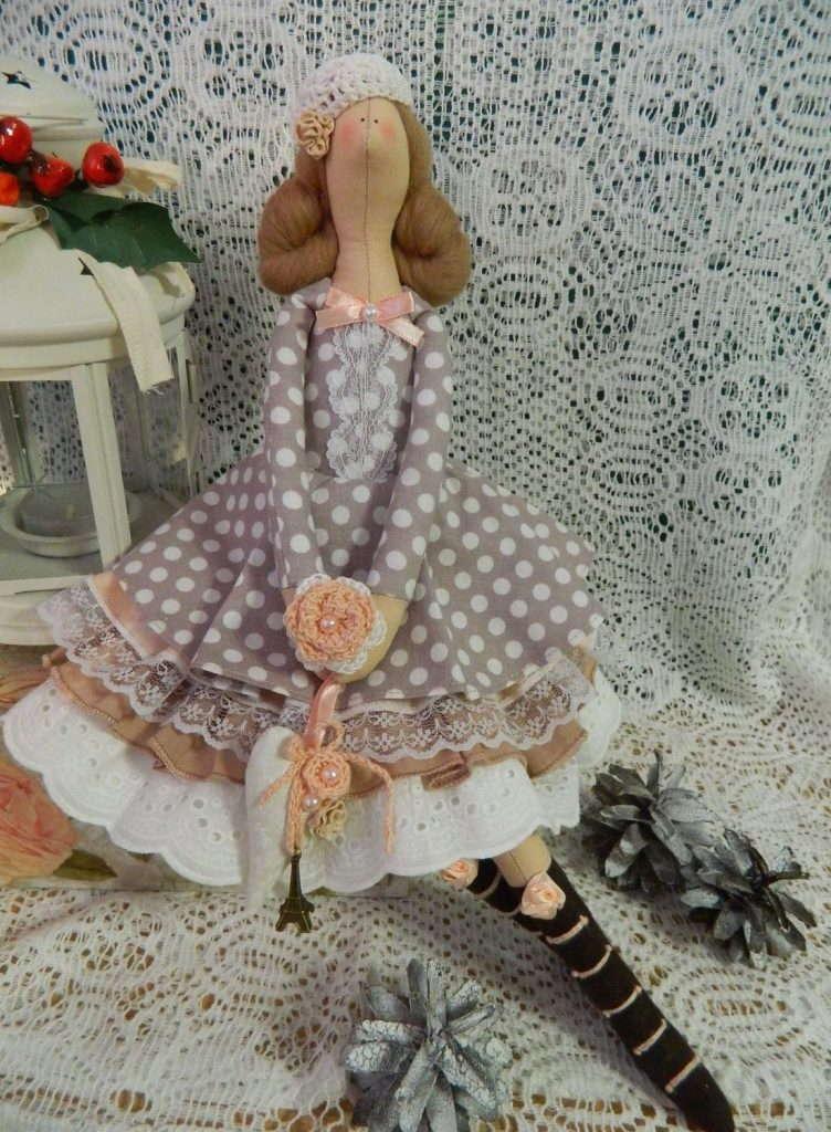 милая кукла