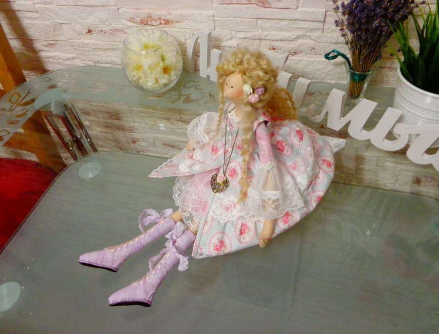 кукла шебби