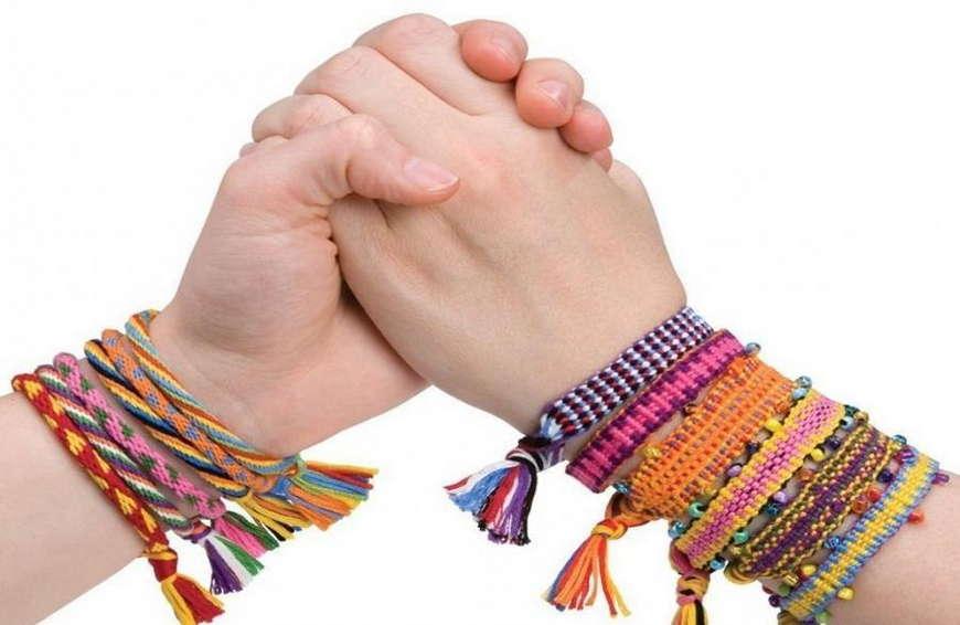 Разнообразие браслетов