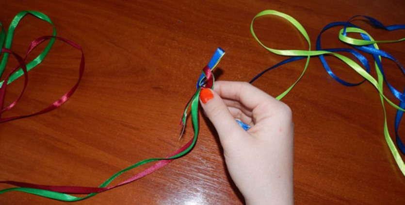 Плетения браслетов