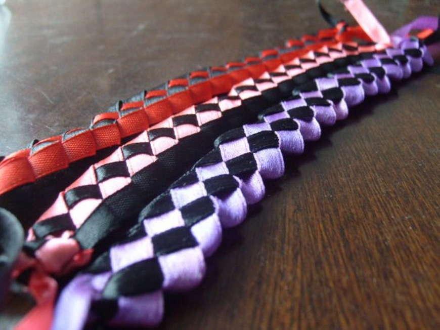 Плетение фенечек