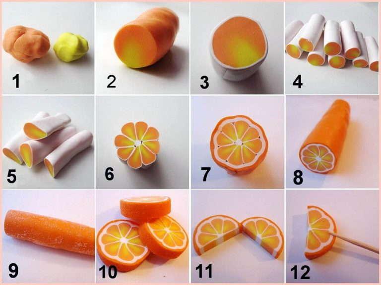 Поделки из полимерной глины фото как делать