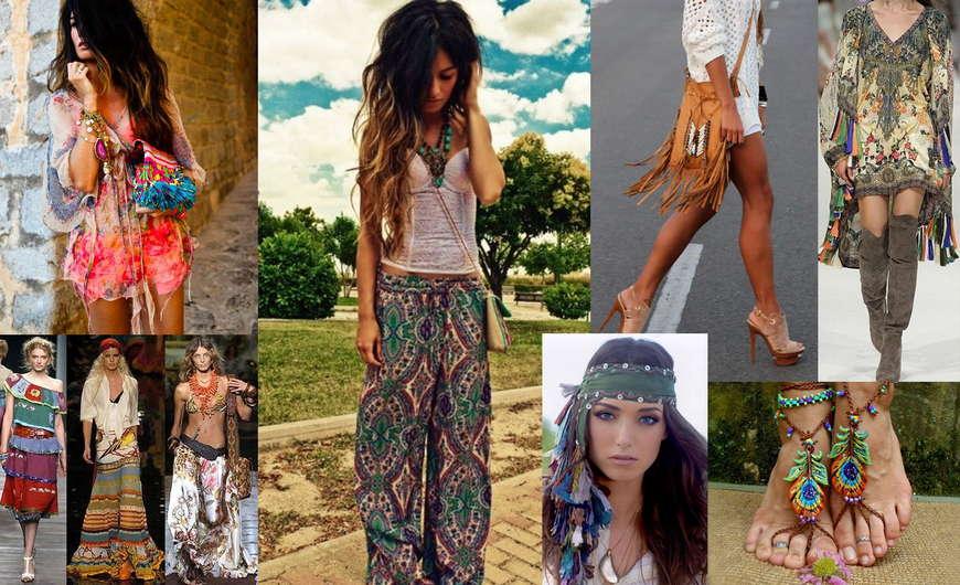Hippie mode