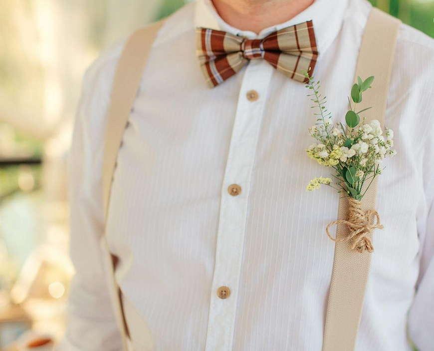 жених в костюме