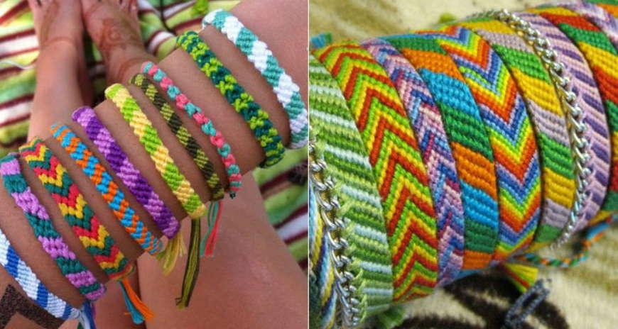 косое плетение