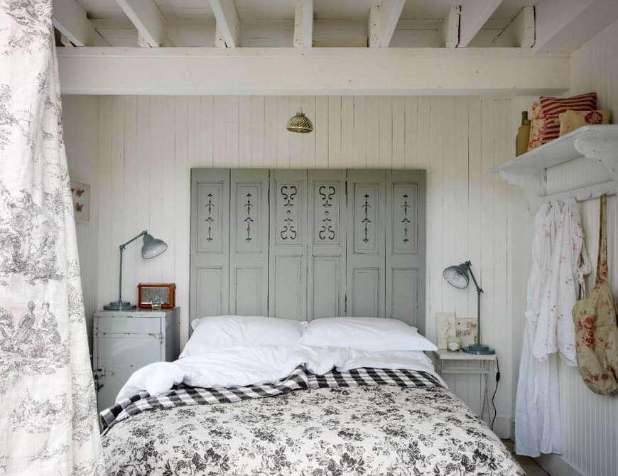 спальня шебби
