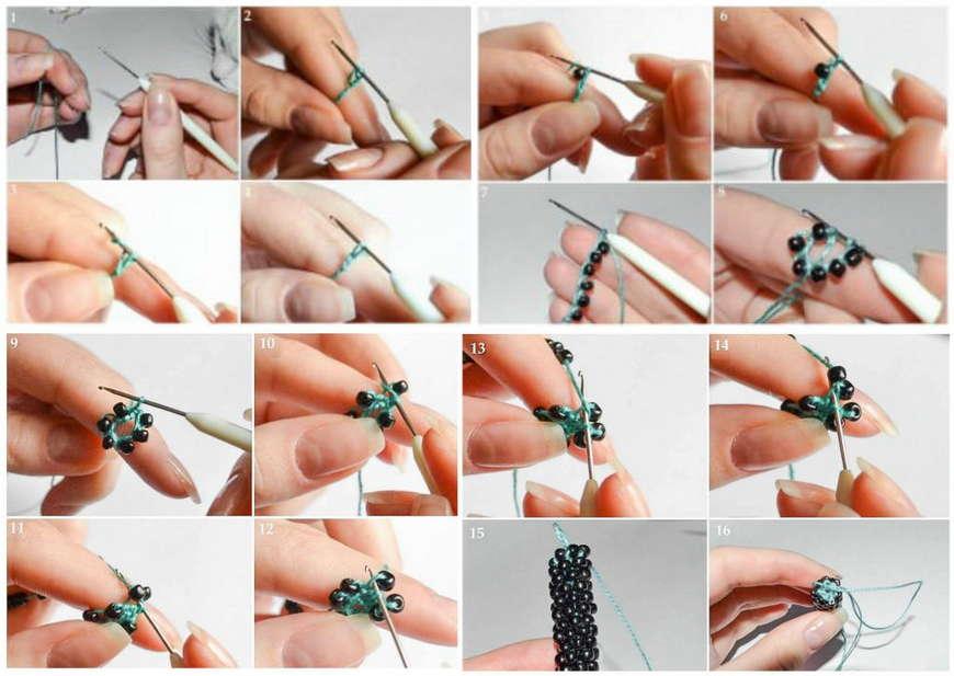 плетем крючком
