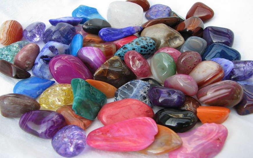 кабошоны, натуральные камни