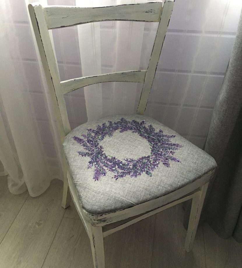 стул прованс