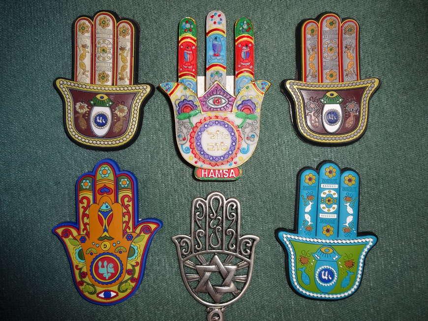 рука фатимы трактование