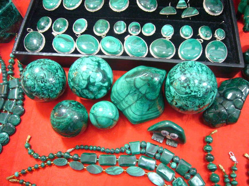использование эйлатского камня