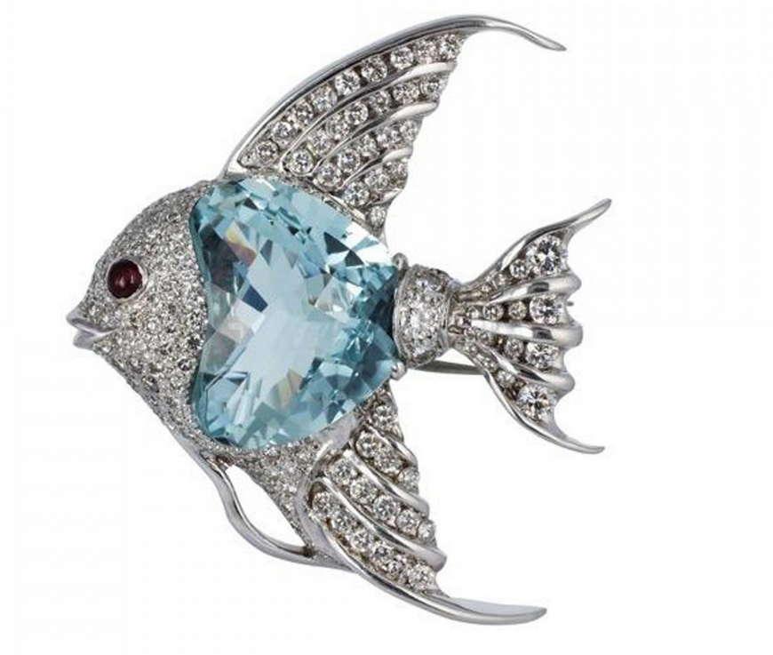 аквамарин знак зодиака рыбы